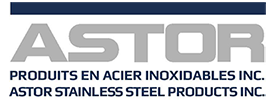 ASTOR Stainless Steel Products Inc.